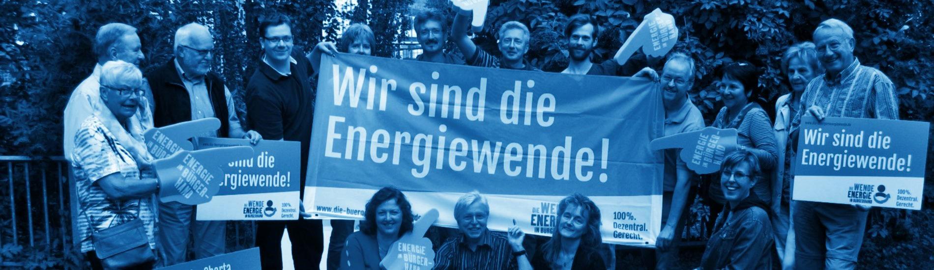 Gemeinschaftsstiftung BürgerEnergie