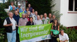 BEG 58 Aktiven-Treff im Allerwelt-Haus in Hagen - Motto: Wir sind die Energiewende!