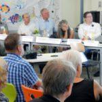 Alle hören zu: BEG-58 Generalversammlung 2017