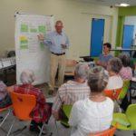 Dr. Christian Kingreen stellt Workshop-Ergebnisse auf der BEG-58-Generalversammlung-2017 vor