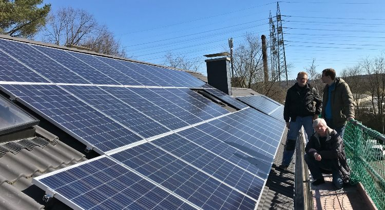 Photovoltaikanlagen in Herdecke, Am Schlagbau 2 und 4