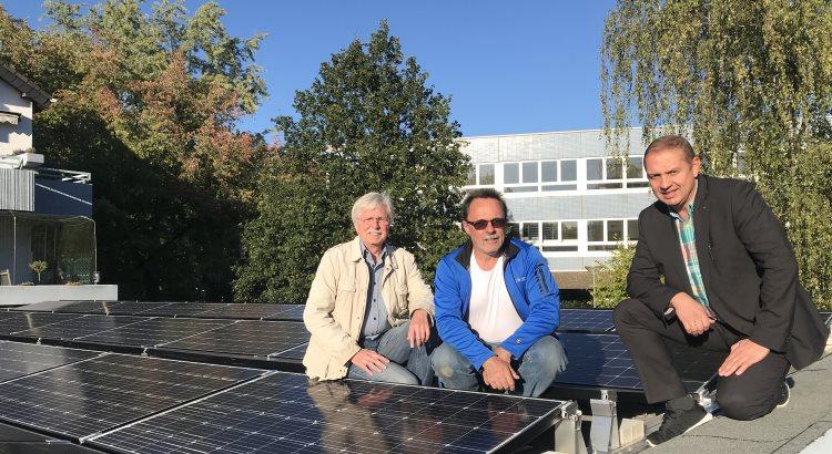 weitere 4 photovoltaikanlagen gehen an die arbeit beg 58. Black Bedroom Furniture Sets. Home Design Ideas