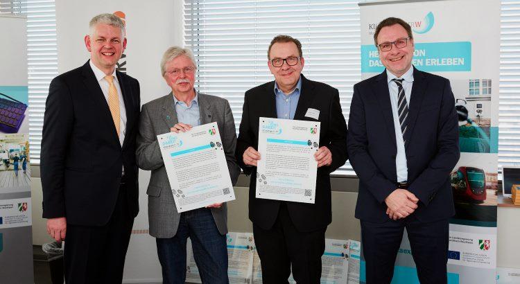 KlimaExpo.NRW würdigt die Bürger-Energie-Genossenschaft eG (BEG-58)