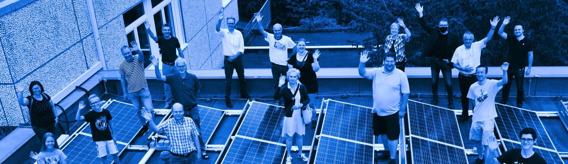BEG-58 Bürgerenergiegenossenschaft - herzlich willkommen